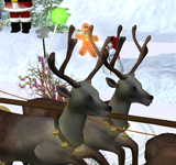 Christmas 2007 in Second Life